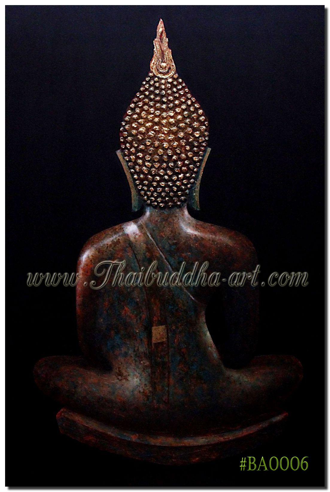 Thaibuddha Art Thai Buddha Painting Ba0006 Thai Buddha